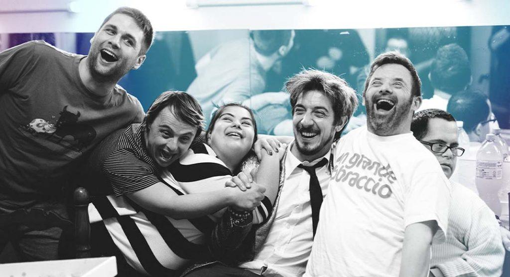 """Paolo Ruffini, """"Lavorare con i ragazzi Down mi ha insegnato che siamo fatti per la felicità"""""""