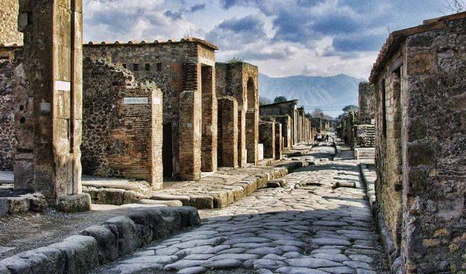 Il sito archeologico di Pompei è senza direttore da 5 mesi