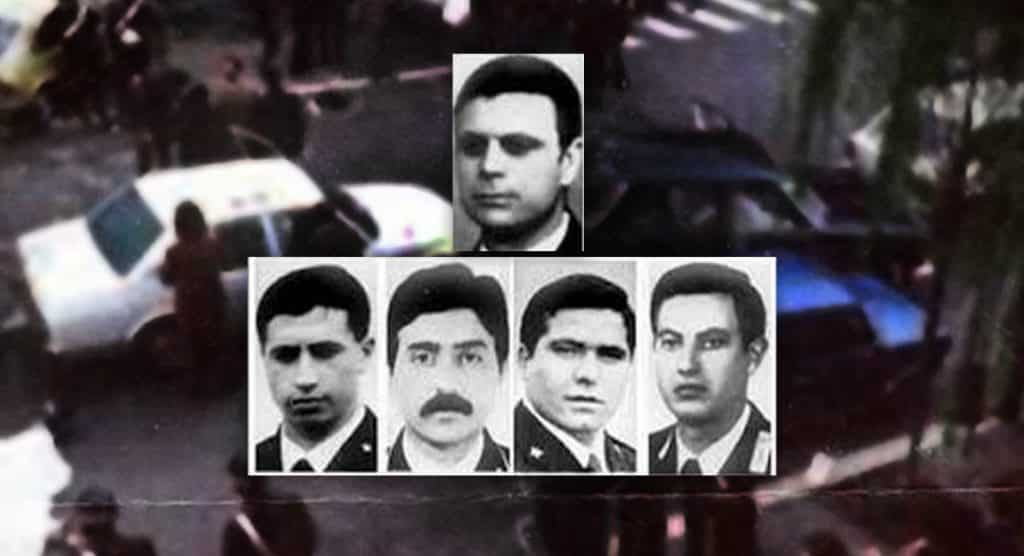 Per non dimenticare gli uomini della scorta di Aldo Moro