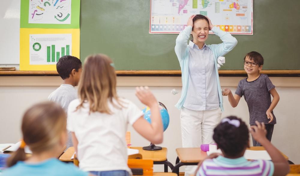 Stress lavoro-correlato: rischio burnout negli insegnanti