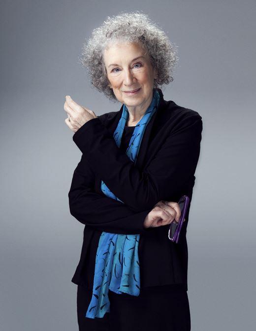 Atwood - Foto Margaret Atwood di Jean Malek