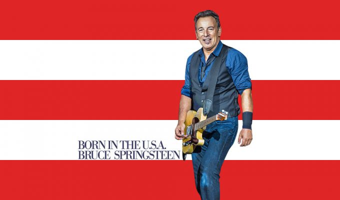 "Bruce Springsteen, tanti auguri al Boss ""Born in the USA"""