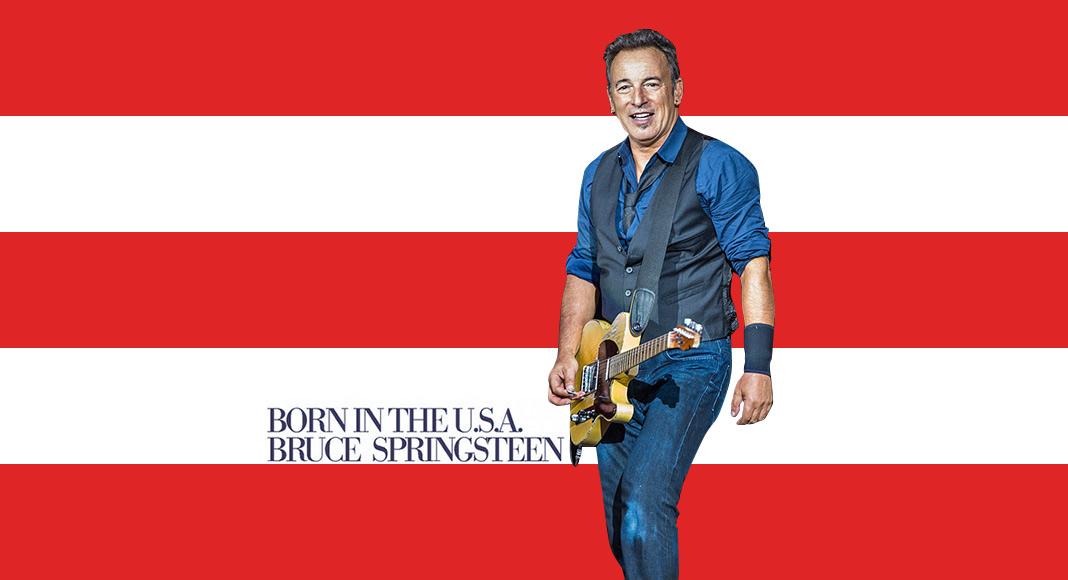 "Bruce Springsteen, tanti auguri al Boss ""Born in the USA"""