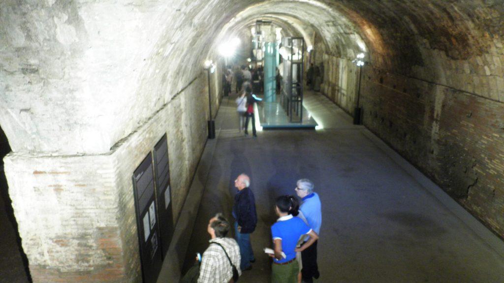 Caracalla sotterranei P9280054