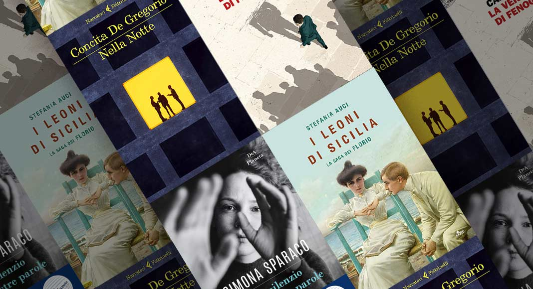 Classifica libri venduti Andrea Camilleri testa