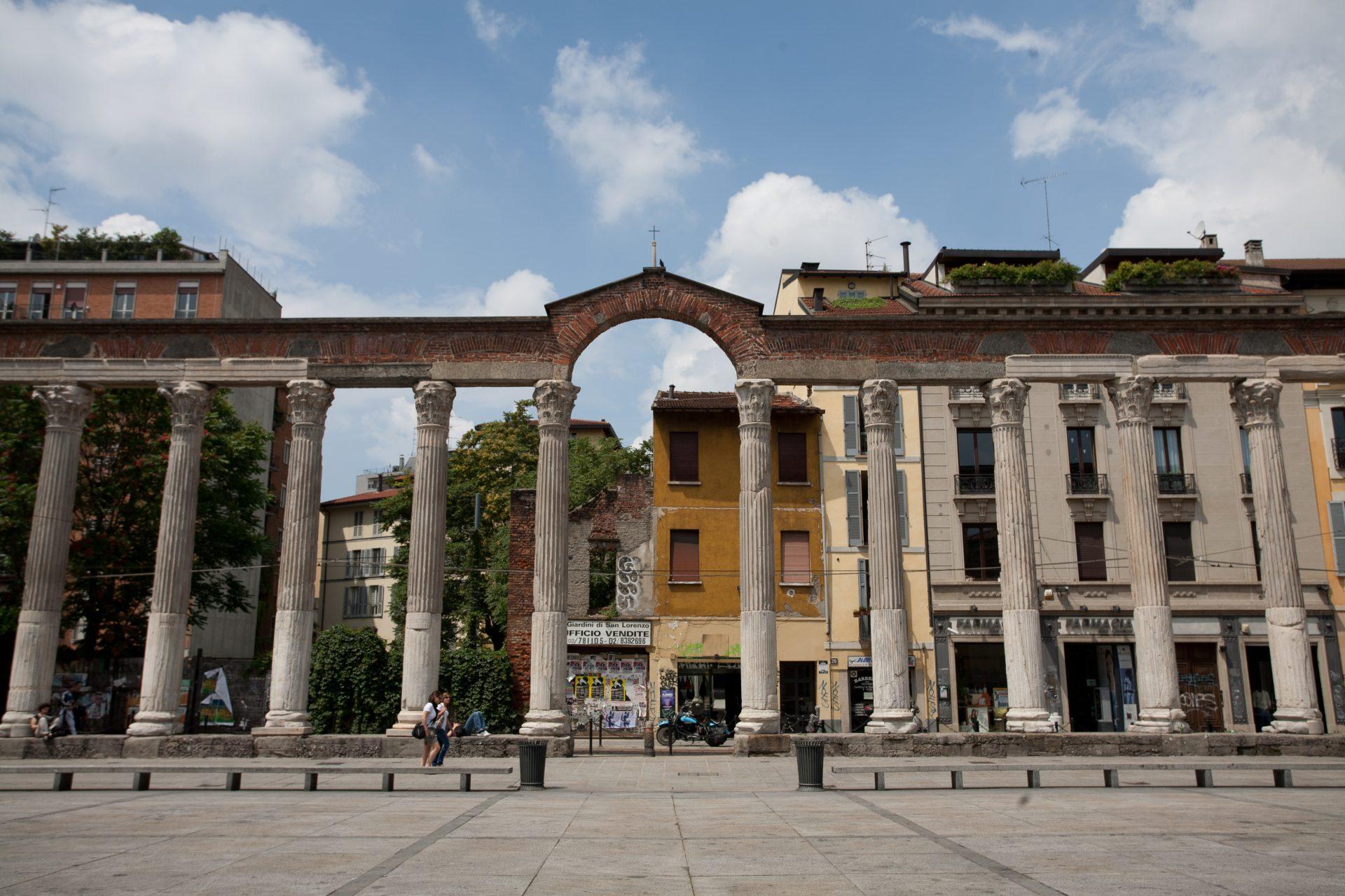 Colonne San Lorenzo 2011