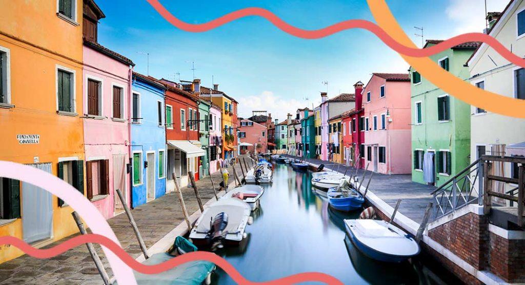 Gita del weekend, la bellissima isola di Burano