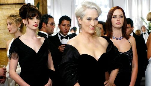 Il Diavolo veste Prada Meryl Streep