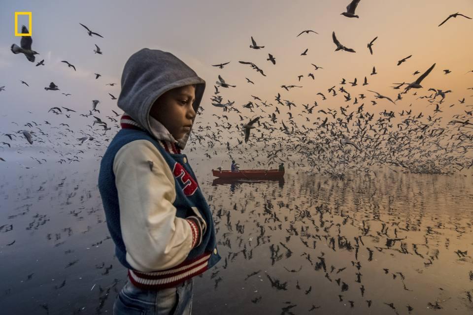 Menzione speciale 'Persone' / Mood by Navin Natsa