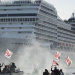 Venezia, la profezia di Banksy si è avverata