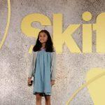 La bambina che ha ideato un'app per viaggi di famiglia
