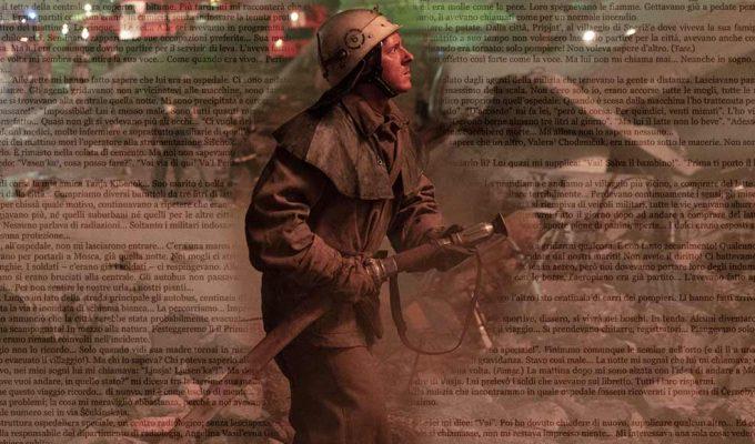 Preghiera per Chernobyl, il libro da cui è tratta la serie tv