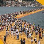Il docufilm su Christo e la sua istallazione sul lago d'Iseo