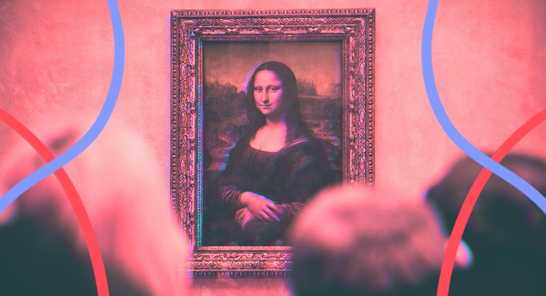Al Louvre di Parigi arriva la mostra immersiva dedicata alla Gioconda