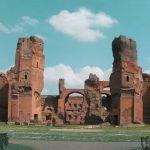 Roma, apre al pubblico il percorso sotterraneo nelle Terme di Caracalla e la mostra immersiva