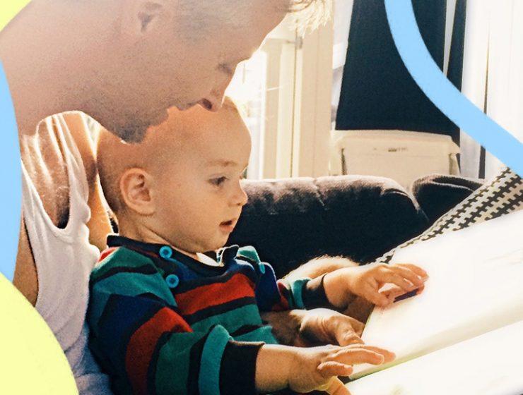 Leggere ai propri bambini fa bene anche ai genitori