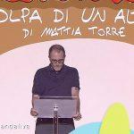 Il monologo di Valerio Mastandrea, È tipico di questo paese... è sempre colpa di un altro