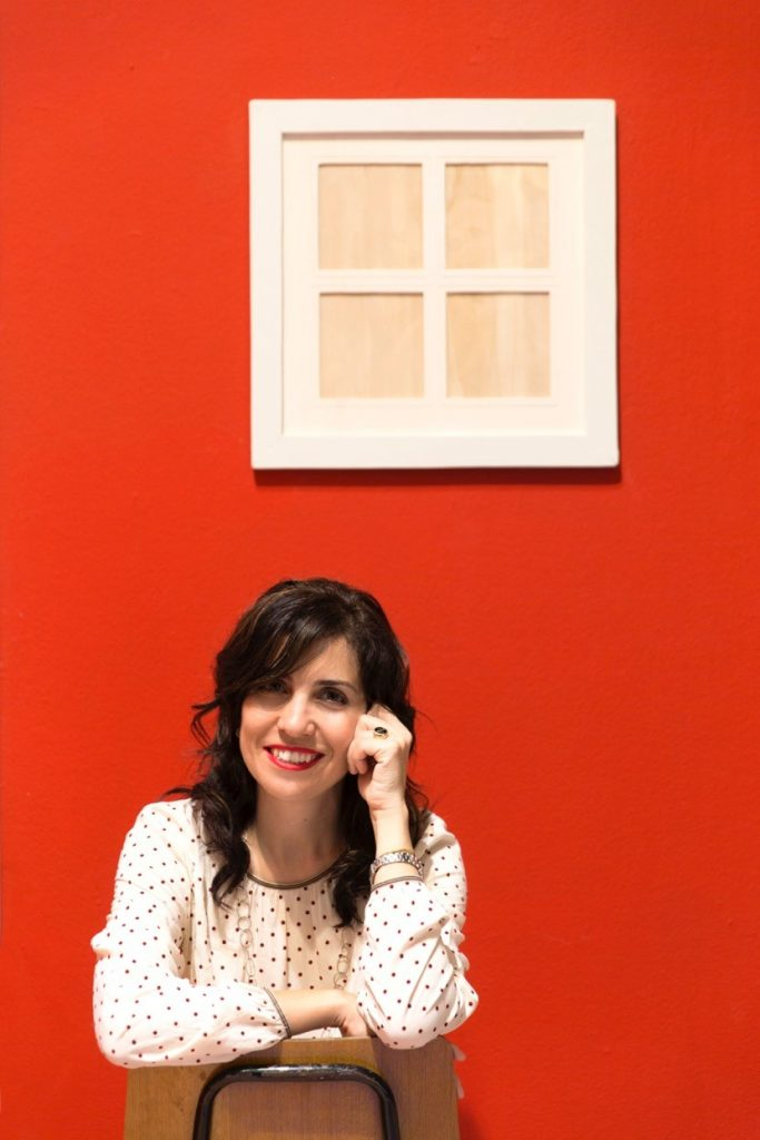 Nadia Terranova, Ph Daniela Zedda