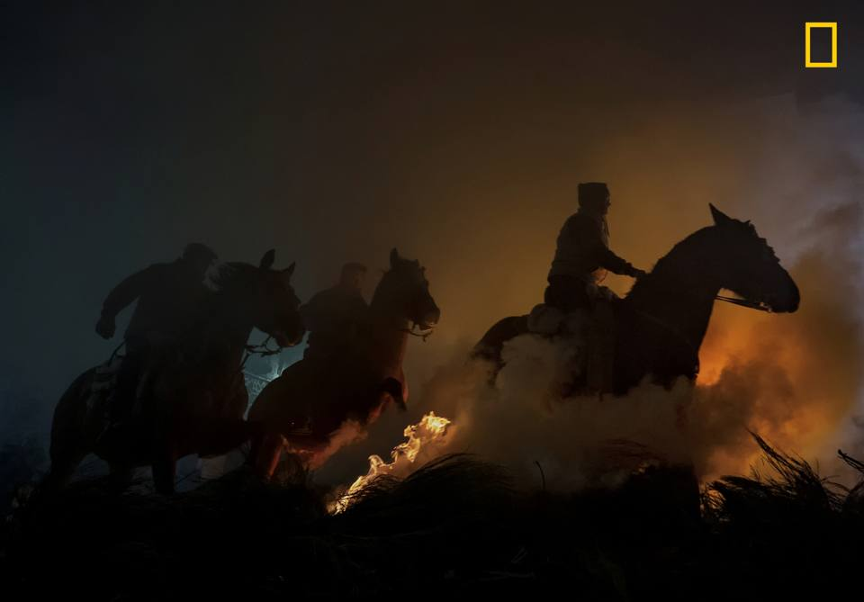 Terzo posto 'Persone' / Horses by José Antonio Zamora