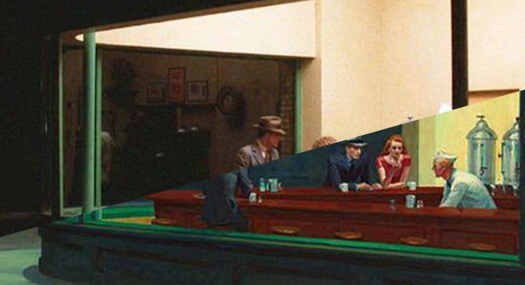 L'arte nel cinema, quando i quadri famosi diventano dei film