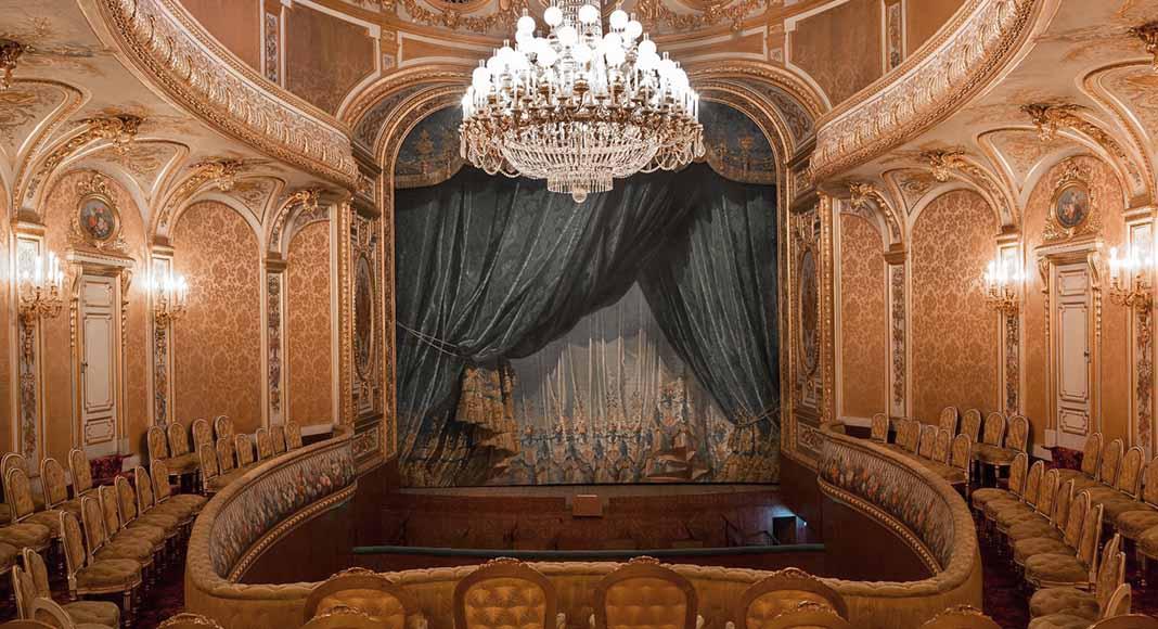 Il teatro di Fointainebleau riapre al pubblico dopo 140 anni