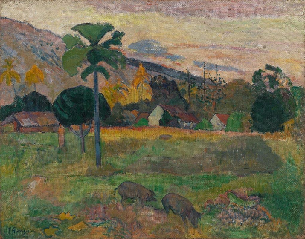4. Gauguin Haere Mai