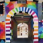 Ad Aielli ritorna la street art grazie al festival Borgo Universo