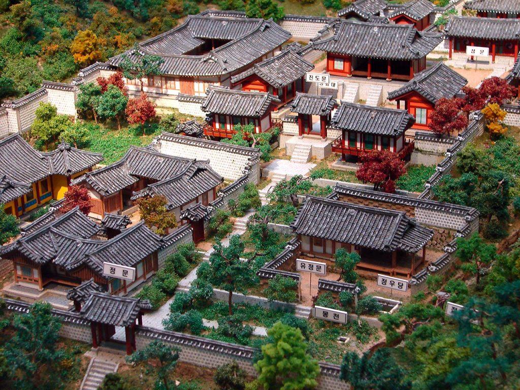 Korea Andong Dosan Seowon 3025 06