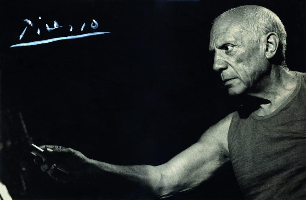 Pablo Picasso original9410