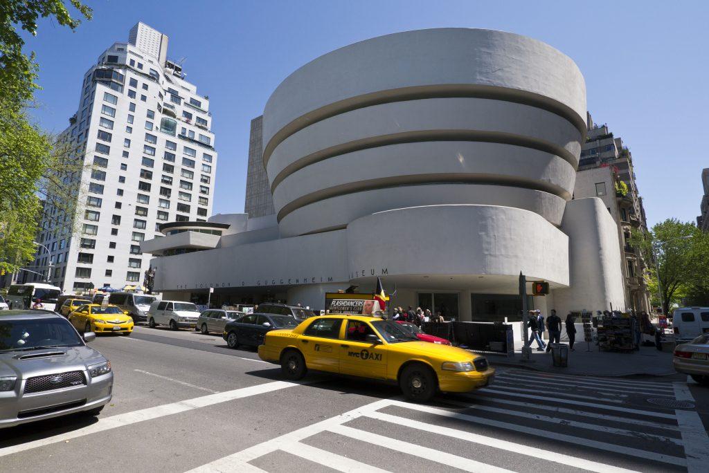 Solomon R Guggenheim Museum designed by Frank Lloyd Wright 6998983304