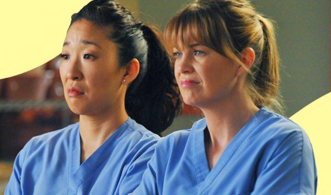 Tu sei la mia persona, l'amicizia intensa tra Meredith e Cristina