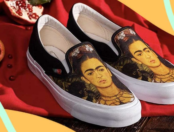 Vans lancia la collezione di scarpe ispirata a Frida Kahlo