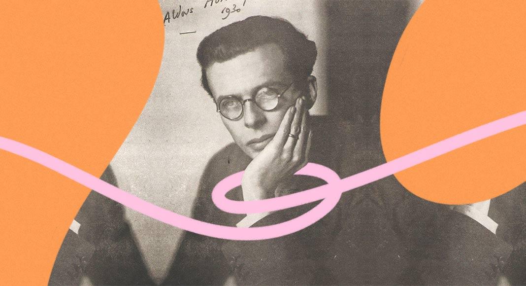 Le frasi più belle di Aldous Huxley