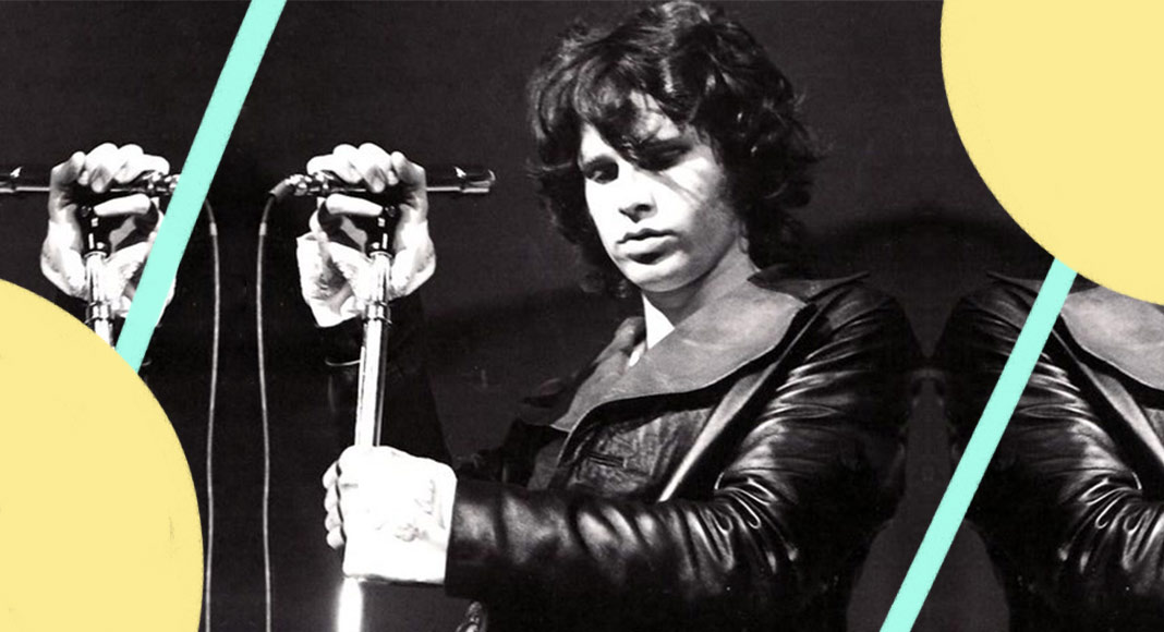 Gli autori preferiti di Jim Morrison, il poeta cantante