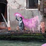 banksy venenzia murale