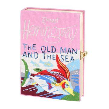 book clutch hemingway