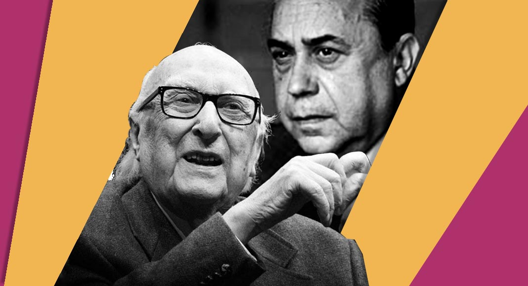 Andrea Camilleri e Leonardo Sciascia, storia di un'amicizia