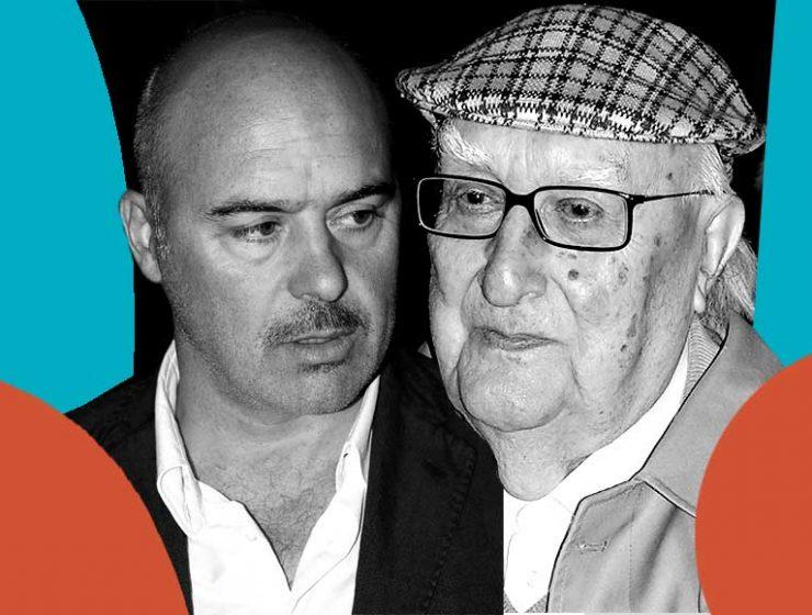 Il commovente addio di Zingaretti ad Andrea Camilleri