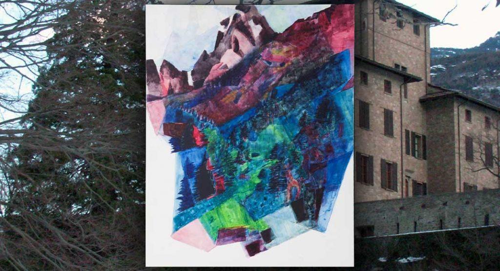 Courbet, Guttuso e Testori, arriva al Castello Gamba la mostra che apre la stagione estiva