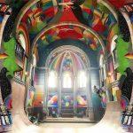 La chiesa sconsacrata piena di murales è il paradiso degli skaters