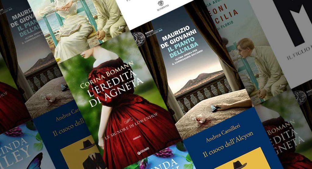 Classifica libri più venduti. Due libri di Camilleri nella top ten