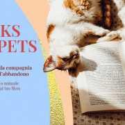 """Parte """"Books and Pets"""", la campagna contro l'abbandono di libri e animali"""