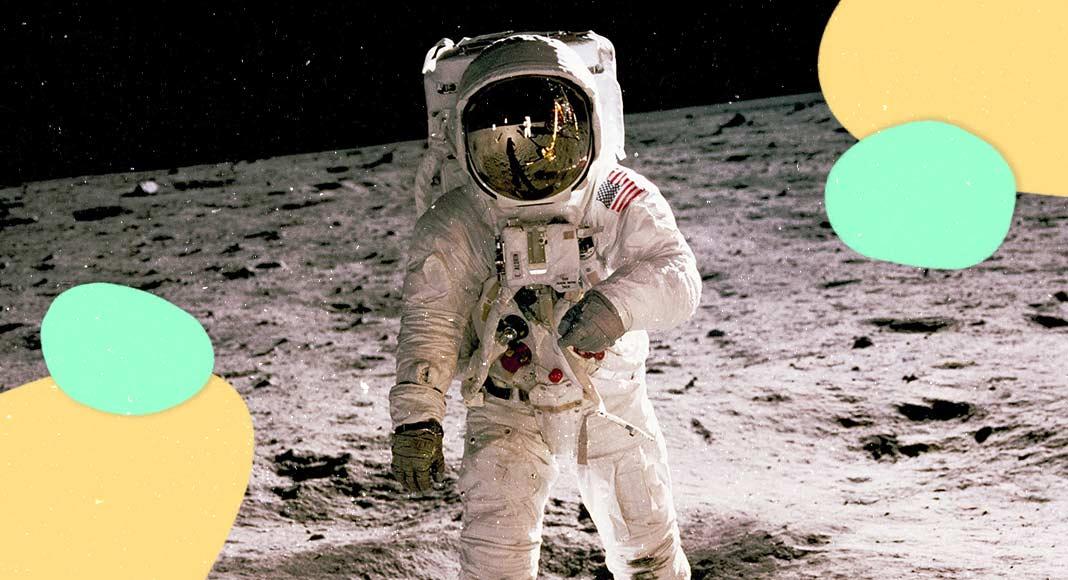 film sbarco sulla luna