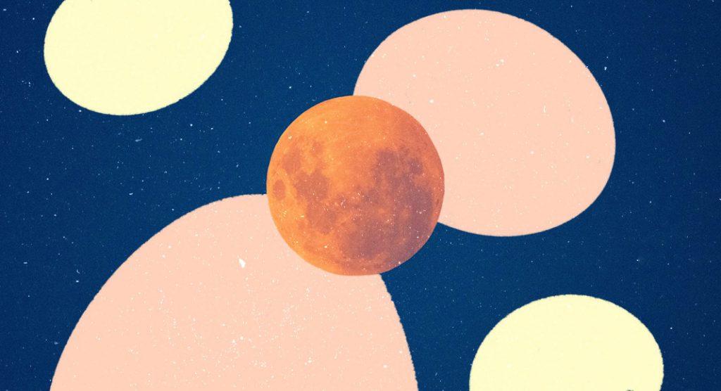 Le frasi più belle sulla Luna