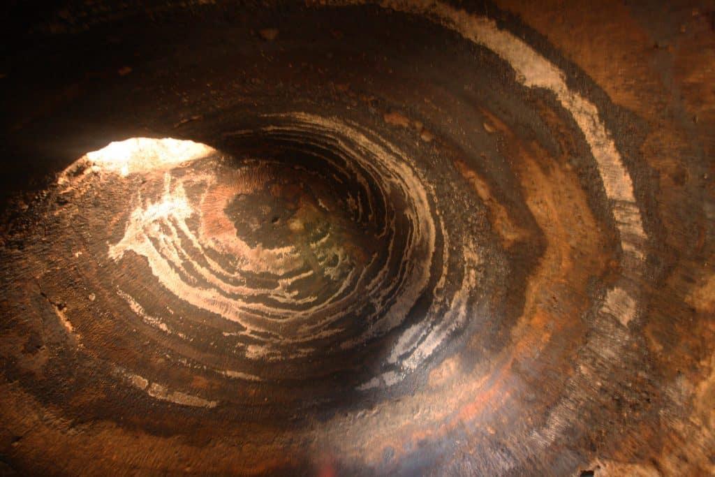 giacimento archeologico de Risco Caído en Artenara Gran Canaria copyright El Coleccionista de Instantes