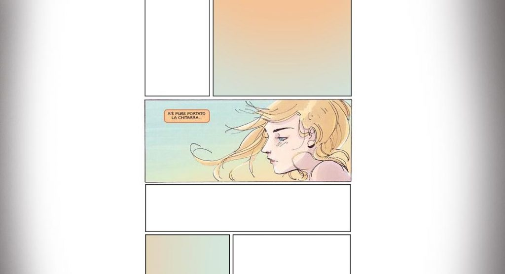 """Diana, 1999"", la graphic novel che racconta l'amore teen"