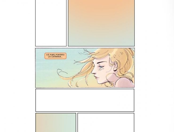 """Diana, 1999"", la graphic novel che racconta l'amore teen"