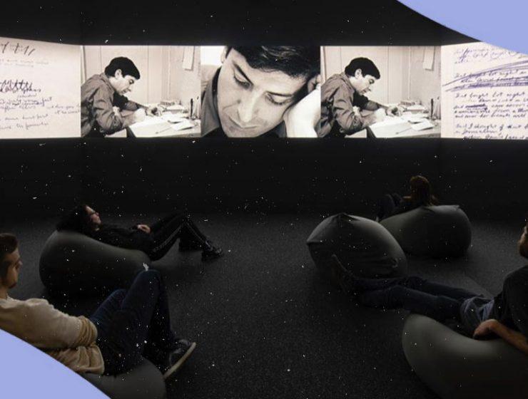 New York celebra con una mostra il grande compositore Leonard Cohen
