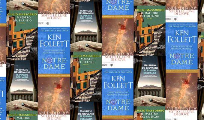 I libri da leggere in uscita a luglio