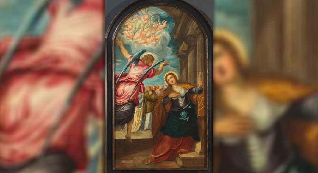 martirio santa caterina